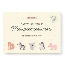 """My First Months"" card set"