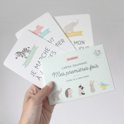 """""""My first times"""" card set"""