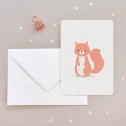 Card squirrel