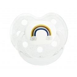 "Pacifier ""rainbow"" +6 months"