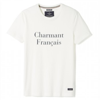 Tee-shirt Homme - Charmant...