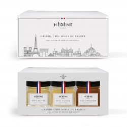 Coffret trio de miels