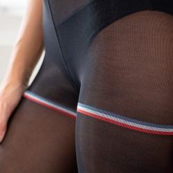 Semi-opaque tights - Les...