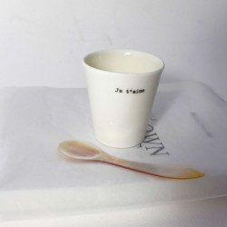 Expresso cup - Je t'aime