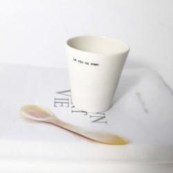 Expresso cup - La vie en rose