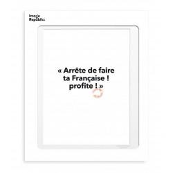 Carte postale - Profite !