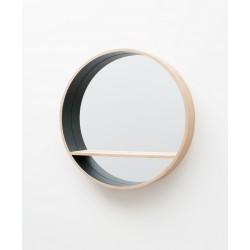 Console mirror - Chêne massif