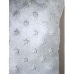 Grey Fleece Cushion