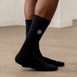 Mid-high socks - black