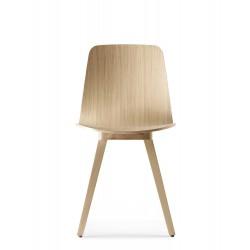 Kuskoa chair - solid oak