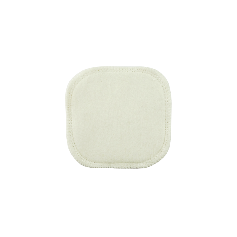 Washable make-up remover square