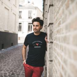Tee-shirt Gentleman Français