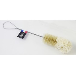 Cleaning brush for carafes