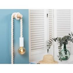 Portable lamp - XXL white...