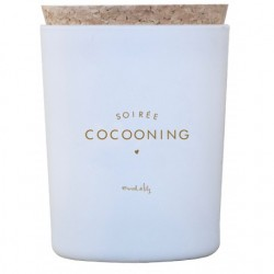 "Candle ""Soirée Cocooning"""