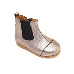 Mahé Boots - Silver