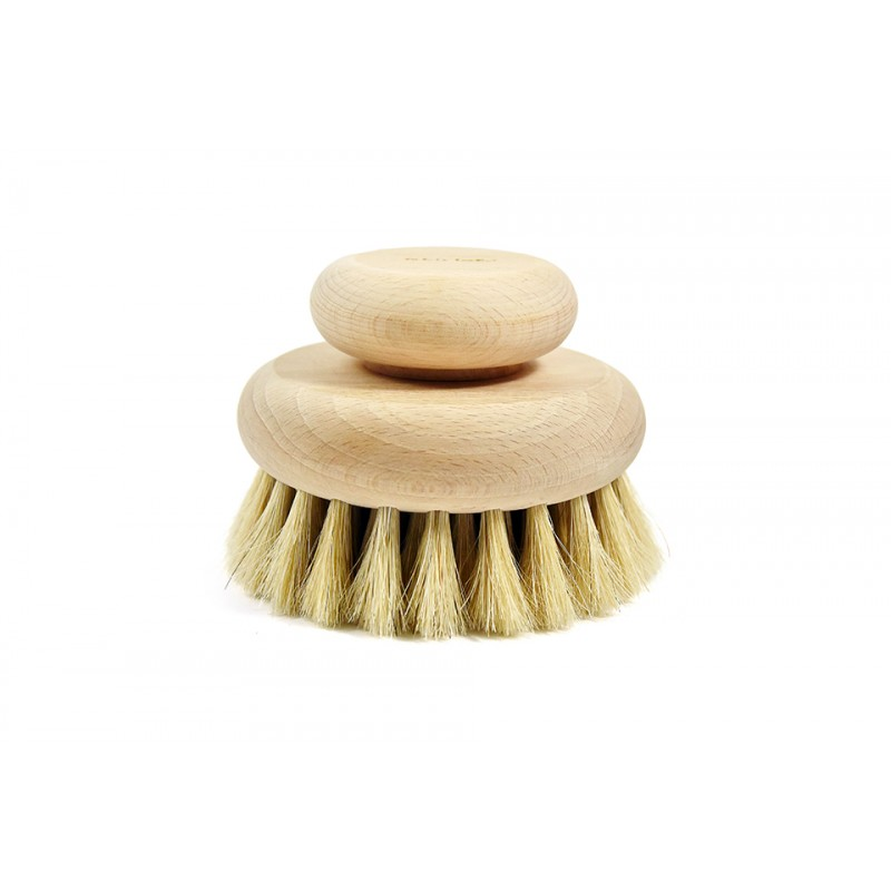 Large brosse corps