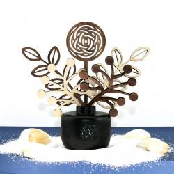 Fragrance diffuser 5 senses - Black