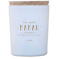 "Candle ""Maman d'amour"""