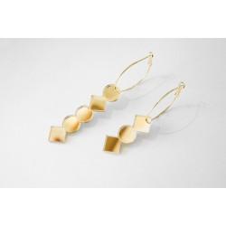 Geometric Mix Earrings