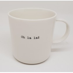 Mug - Oh la la !