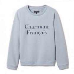 """Charmant Français"" sweatshirt"