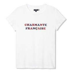 Tee-shirt Femme - Charmante...