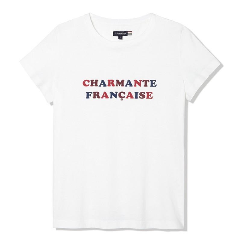 Women's Tee-shirt - Charmante Française