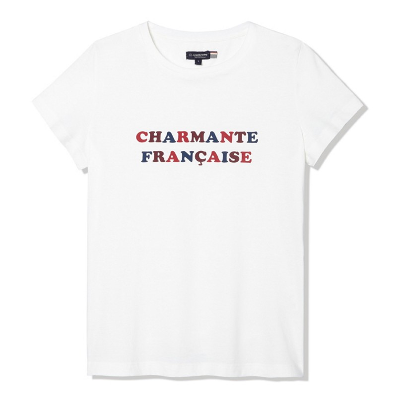 Women's Tee-shirt - Charmante Française