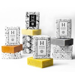 Soaps: relaxing, toning or...