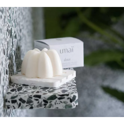 Gentle solid shampoo