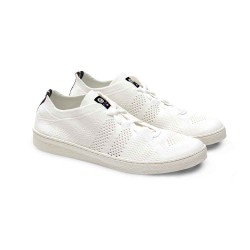 Eco-Recycled Summer Sneakers - White