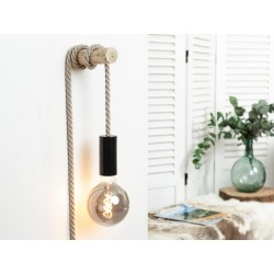 Portable lamp XL - Corde de...