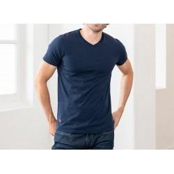 V neck tee shirt - Le Julien