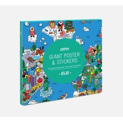 Giant Poster & Stickers
