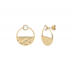Mini Comet earrings