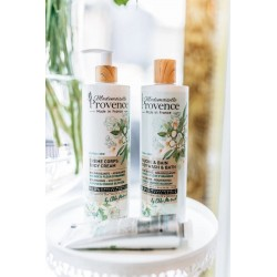 Shower gel - cream almond & orange blossom