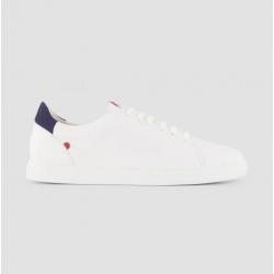 Chaussures 912 - Blanc & Denim