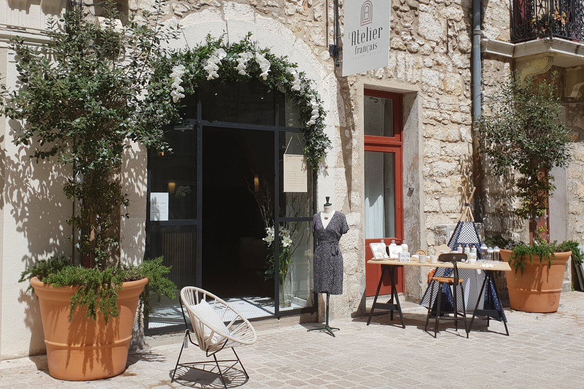 La Boutique de L'Atelier Français